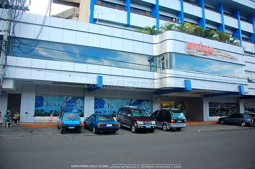Iloilo Development Updates November 2009 Part 3   Transcom, Mall Rennovations