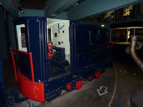 Guinness railway train