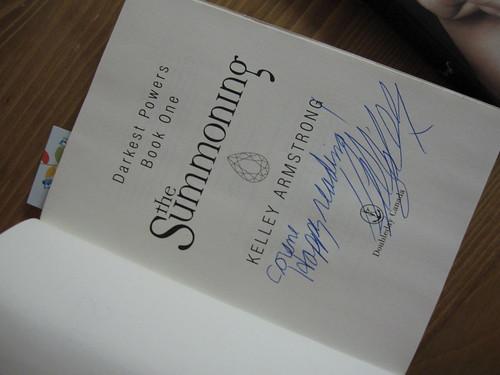 Autograph!