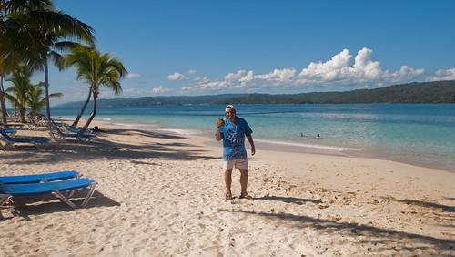 Piña Colada en el Caribe