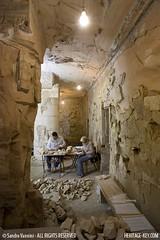 The Tomb of Montuemhat (TT34) (Sandro Vannini) Tags: photography tomb thebes excavation nubians upperegypt tt34 montuemhat heritagekey sandrovannini elassasif faroukgomaa