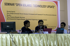 OpenSolaris at Gunadarma Univ.