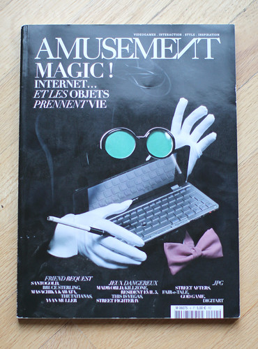 Amusement Magazine