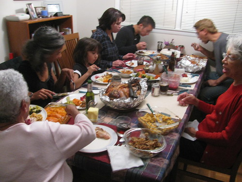 From flickr.com: Thanksgiving at the Jacksons