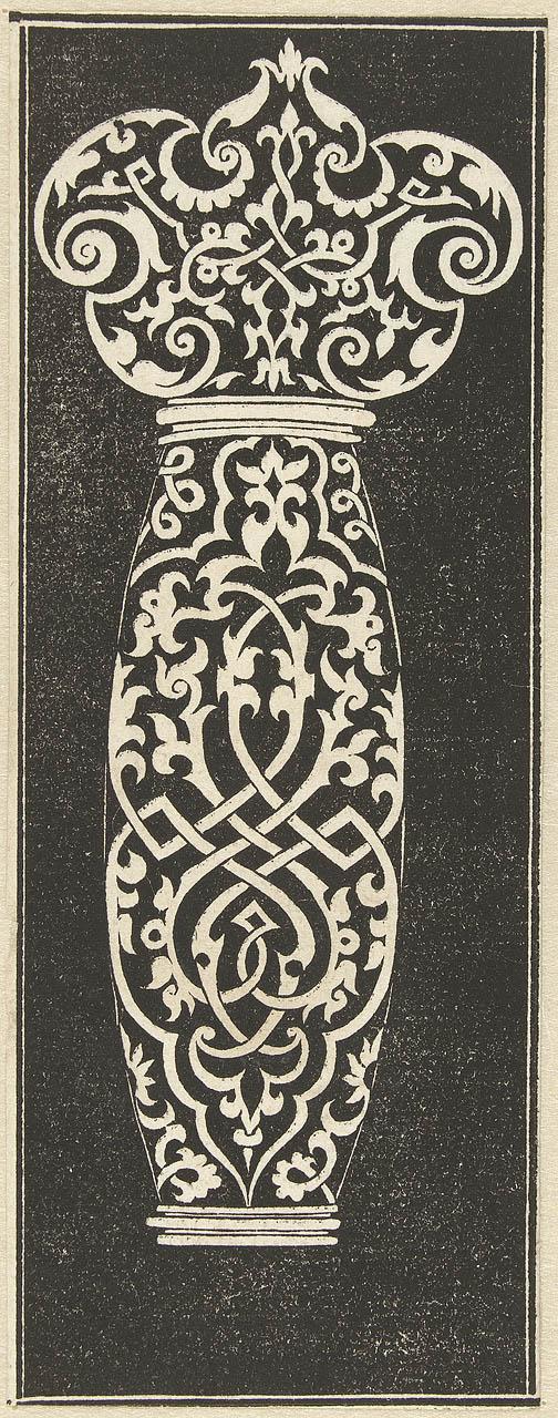 Peter Flötner design (1495-1546)