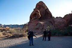 AU 2009 Shutterbug Tour Day 1 Valley of Fire