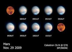Mars 11/29/09
