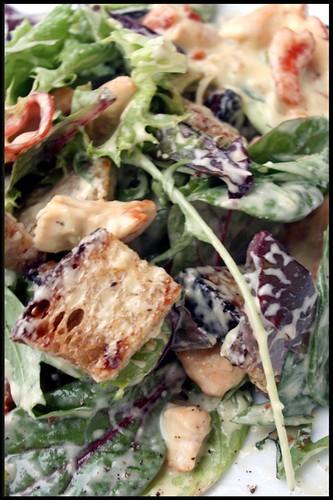 césar salade poulet