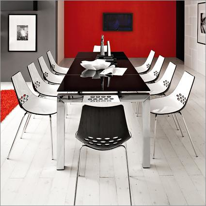 Calligaris Airport Extending Dinning Table