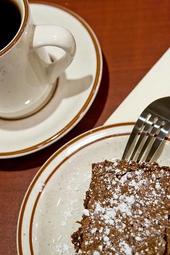Barb Schaller's award winning brownie recipe