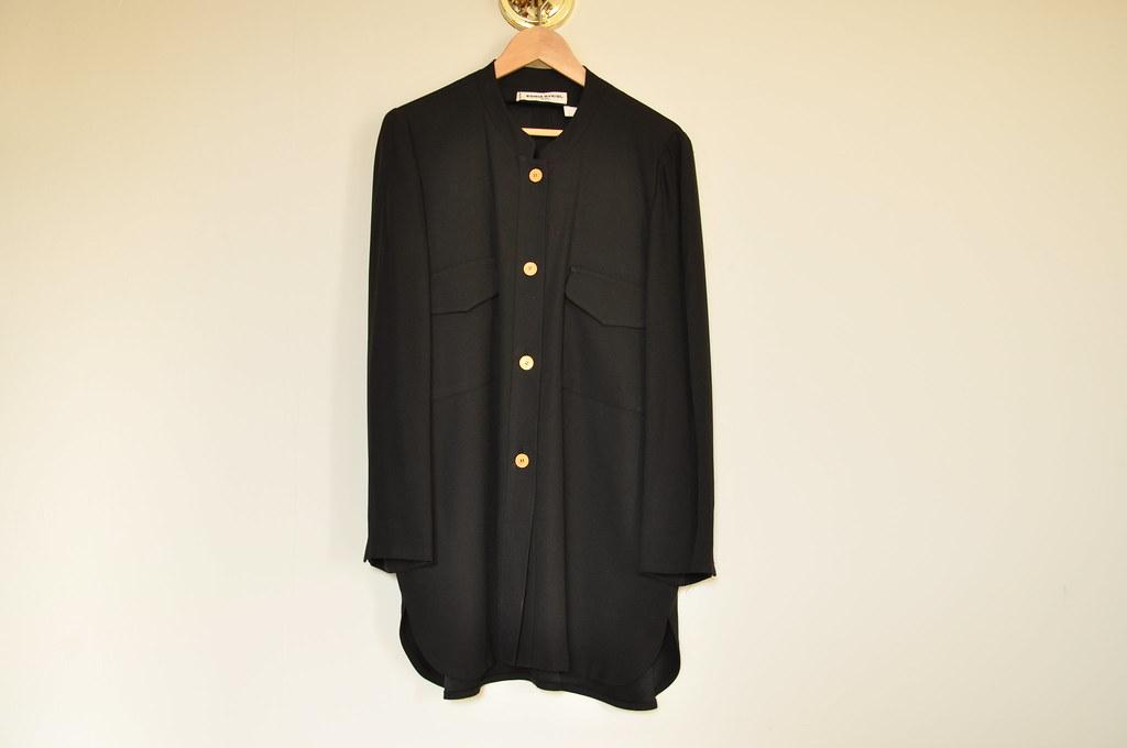 vintage sonia rykiel tunic jacket
