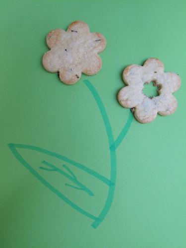 Biscotti al rosmarino e limone
