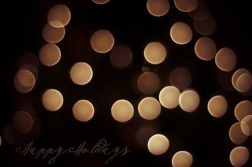 HBW - Happy Holidays