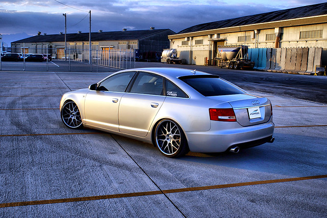 Audi A6 Wheels by Forza Forged by ForzaForged