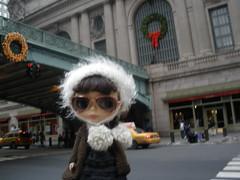 NYC - Christmas Day 2009