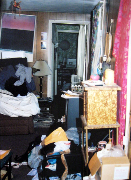 My Living Room in 2000 (Click to enlarge)