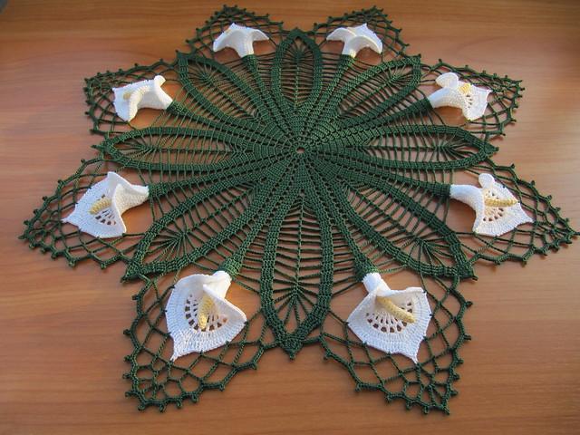 Ravelry Lily Design Book No 65 Calla Lily Crochet Designs Patterns