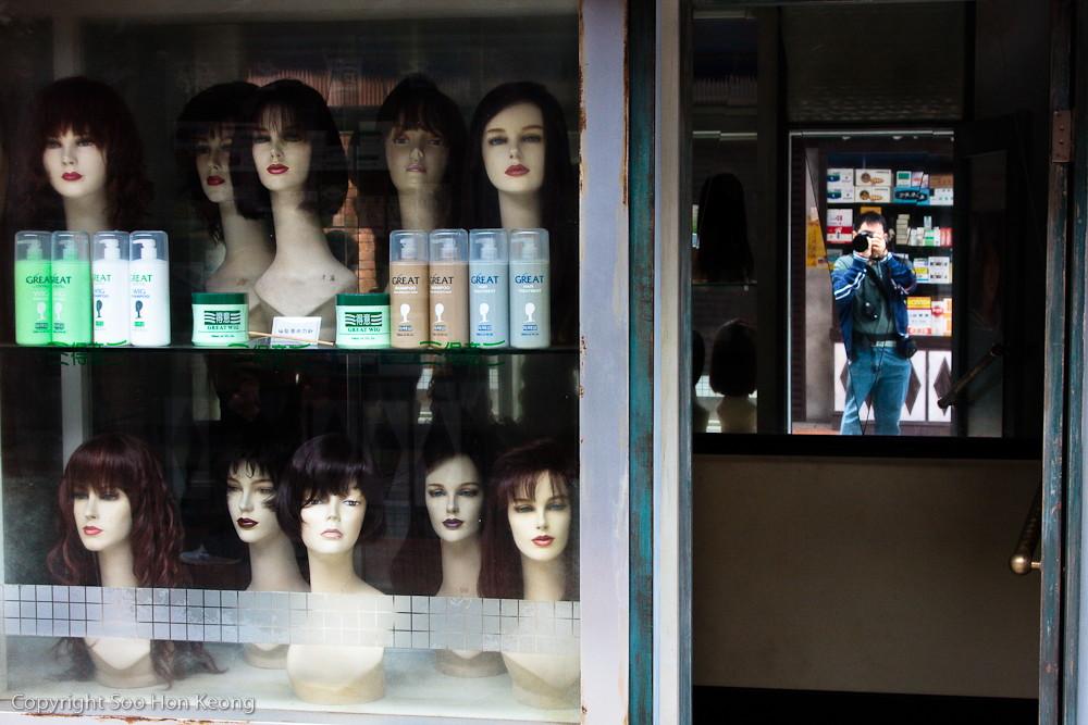 Heads @ Bo-Pi-Liao, Taipei, Taiwan