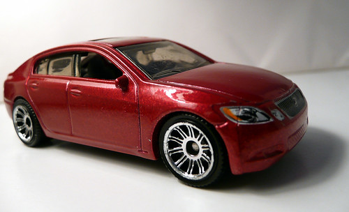 lexus toy car