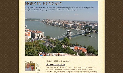 HopeinHungary - Screenshot