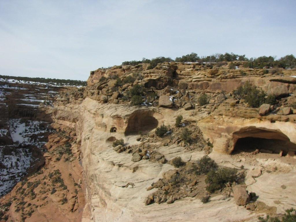 canyon de chelley anasazi ruins