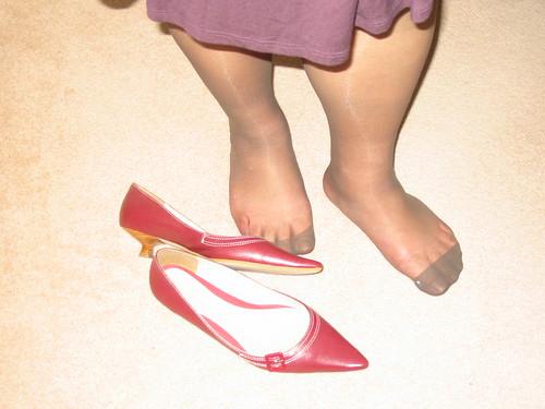 tights crossdressing pantyhose