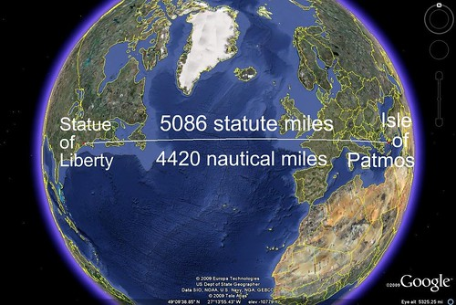 Statue of Liberty, Isle of Patmos, 666 4295260739_1df38881bd