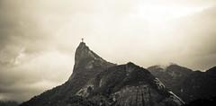 Corcovado (FelipeI) Tags: brazil rio statue brasil riodejaneiro lumix christ cristoredentor corcovado g1 redeemer 2016