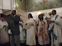 Eritrean Christian Fellowship Choir
