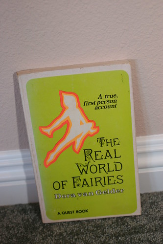 real pics of fairies. The Real World of Fairies by