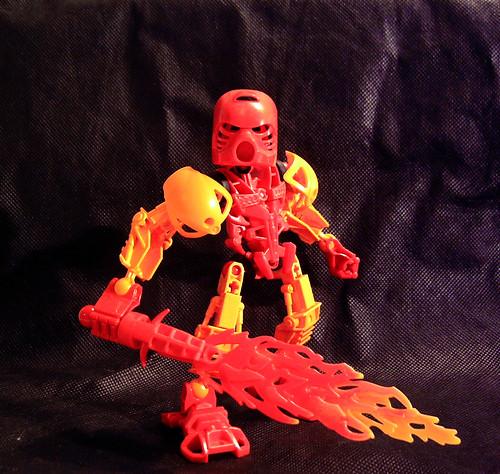 نيك صنعاني قصص bionicle stars