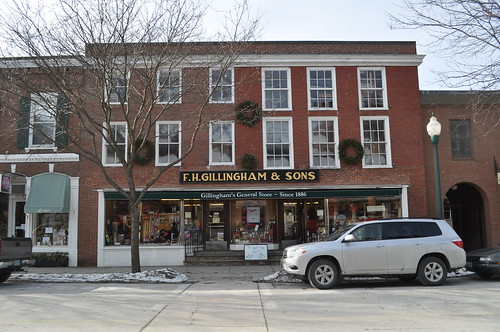 F.H. Gillingham& Sons General Store: Woodstock, VT