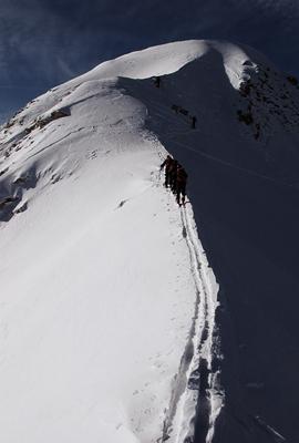 Cresta Monte Tambura