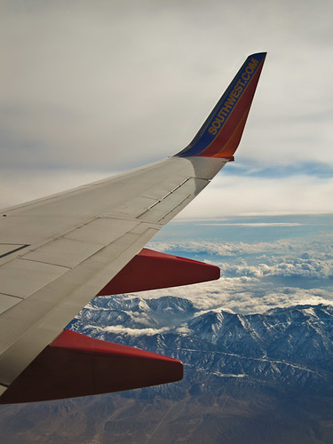 Project 365 #35: I fly SWA