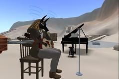 Thumper Boucher plays Heritage Key (viv.trafalgar) Tags: heritagekey metaversemusic