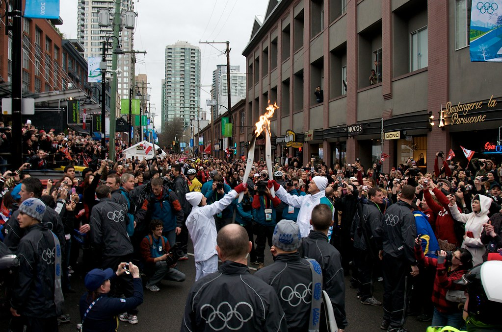 Torch Exchange Yaletown