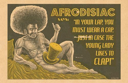 Ed Piskor: Afrodisiac