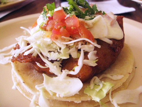 6 Stop Fish Taco Crawl: Senor Baja