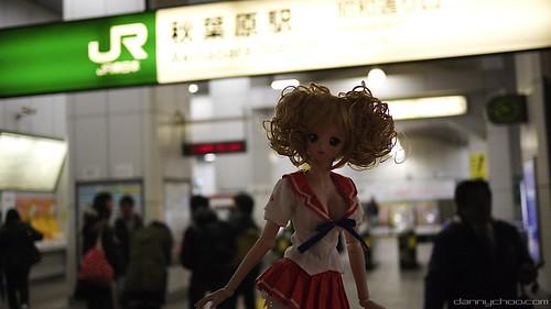 Lost in Akihabara