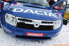 Duster dacia test andros prost 4