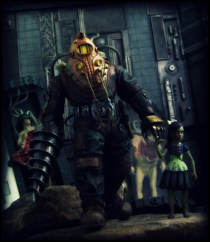 NECA Bioshock - Subject Delta/Little Sister