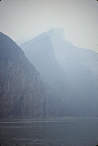 Qutang Gorge - Yangtze River - Sichuan, China