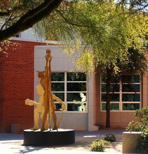 university of arizona campus. The University of Arizona