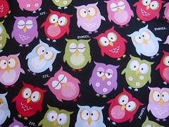 Owls in Black/multi-Corujas findo negro (Bau de pano) Tags: pano artesanato craft owl coruja patch patchwork bolsa americano tecido necessaire importado