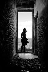 i will fly (cristine crapanzano) Tags: light shadow sea portrait people blackandwhite woman girl female landscape blackwhite donna dance glamour women friend mare ombra dancer portraiture sicily amici lightshadow ritratto spiaggia luce siracusa biancoenero ragazza monocrome amico challengeyouwinner