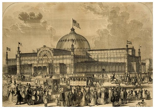 013-New York- Crystal Palace 1853-The Eno collection of New York City-NYPL
