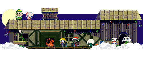 Cave Story Christmas