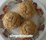 Sadhana & Muskaan's Multigrain Pineapple Muffins