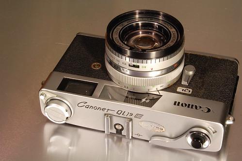 Canon Canonet QL19 E