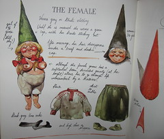 female gnome (chickenfoot) Tags: gnome
